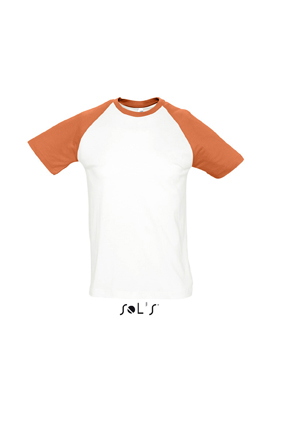 Sols White - Orange