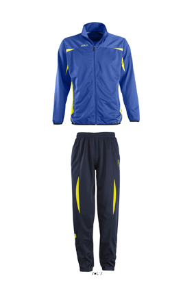 Sols Camp Nou Royal Blue - Lemon