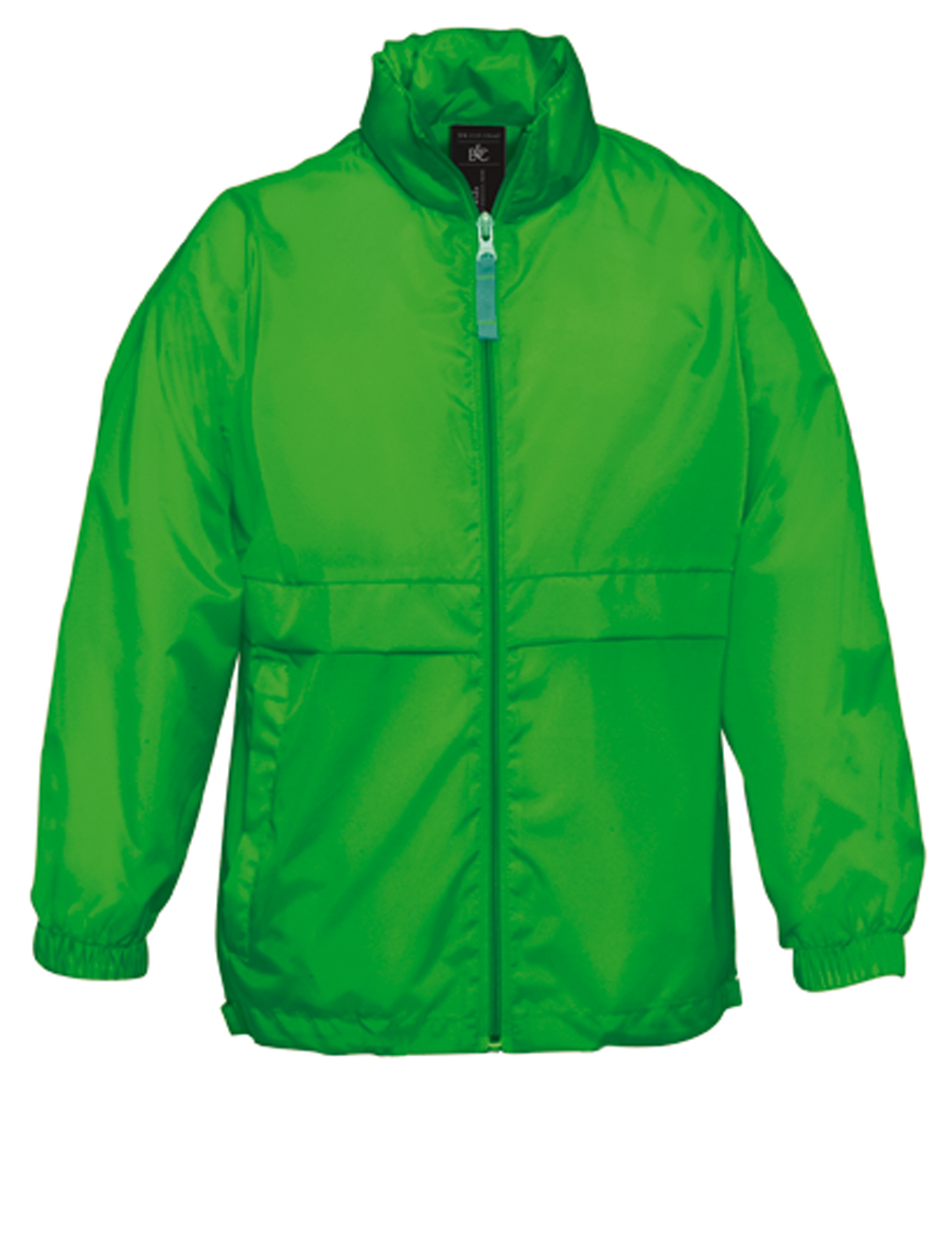 Sirocco Windbreaker Real Green
