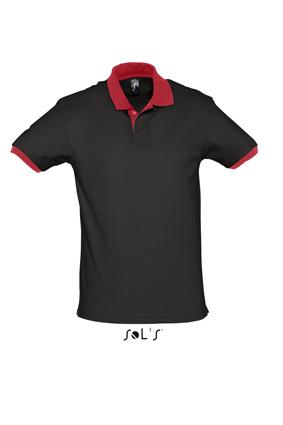 Sols Prince Black - Red