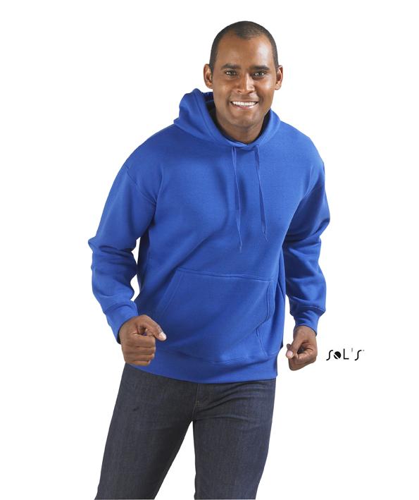 Sols Slam Unisex Hooded Sweater