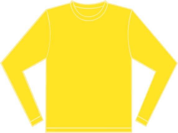GI2400 Safety Yellow
