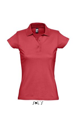 Sols Prescott Women Red