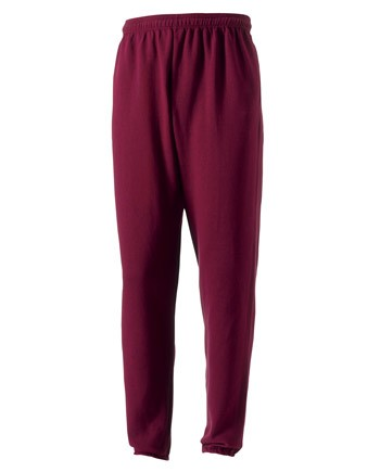 Russell Kids Joggingbroek 9750B Burgundy