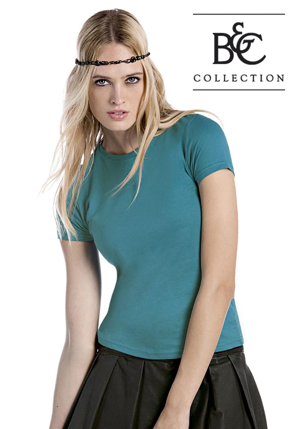Women Only T-shirt met korte mouwen