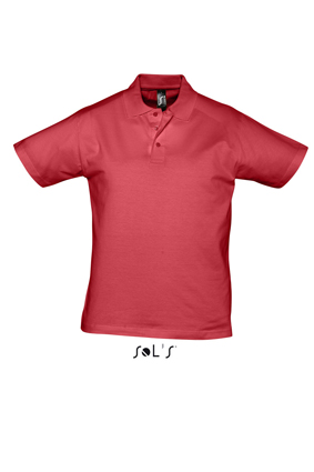 Sols Prescott Men Red
