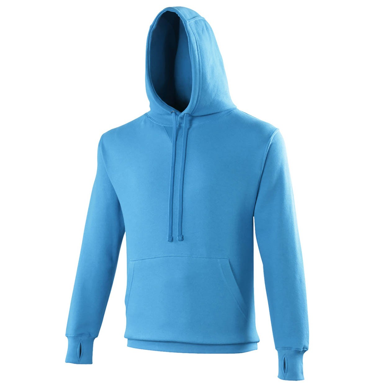 AWDis Hoods Street hoodie blauw