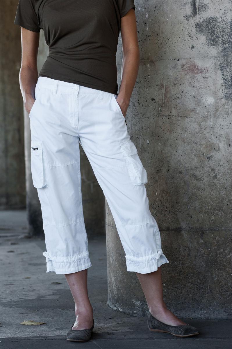 Dames Kuitbroek SP101 White