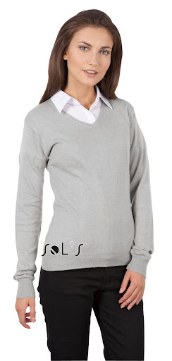 Sols Galaxy Women nette dames sweater Foto 2