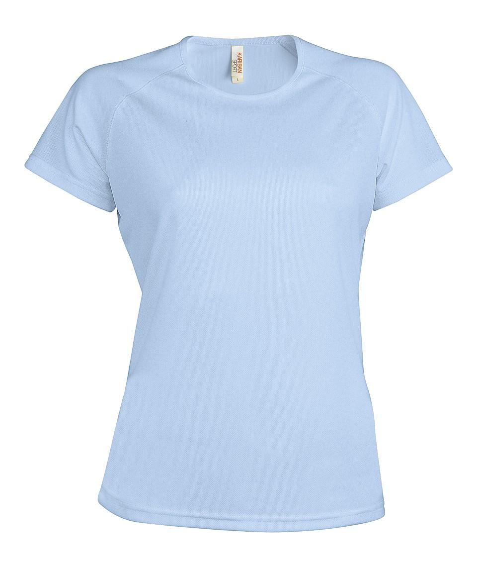 Heren Sport T-shirt KS030 Sky Blue
