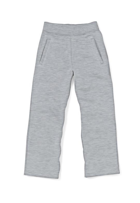 Mantis Kids Joggingbroek HM22 Kids Pants Grey Melange