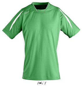 Sols Maracana Kids Bright Green - White