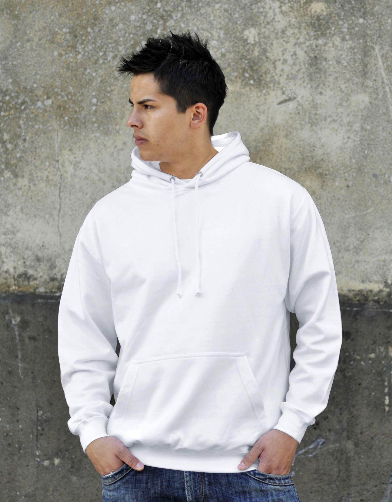 AWDis JH001 College hoodie Ash