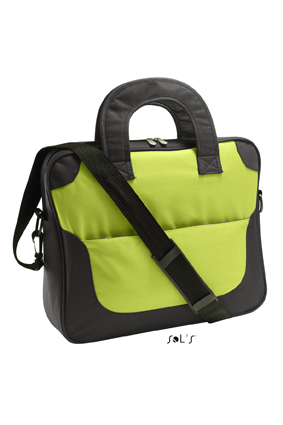 Sols Harvard Apple Green - Black