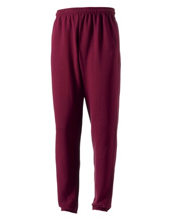 Russell Joggingbroek Burgundy
