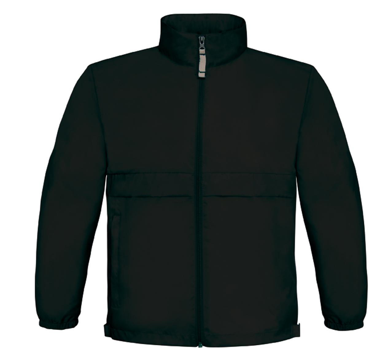 Sirocco Windbreaker Black