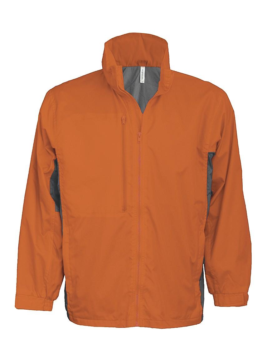 K684 Orange - Dark Grey