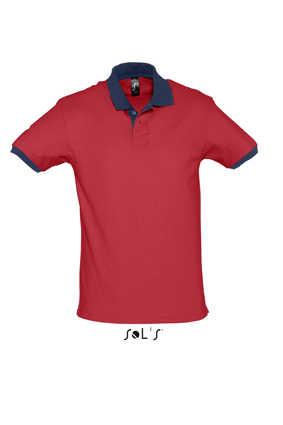 Sols Prince Red - French Navy