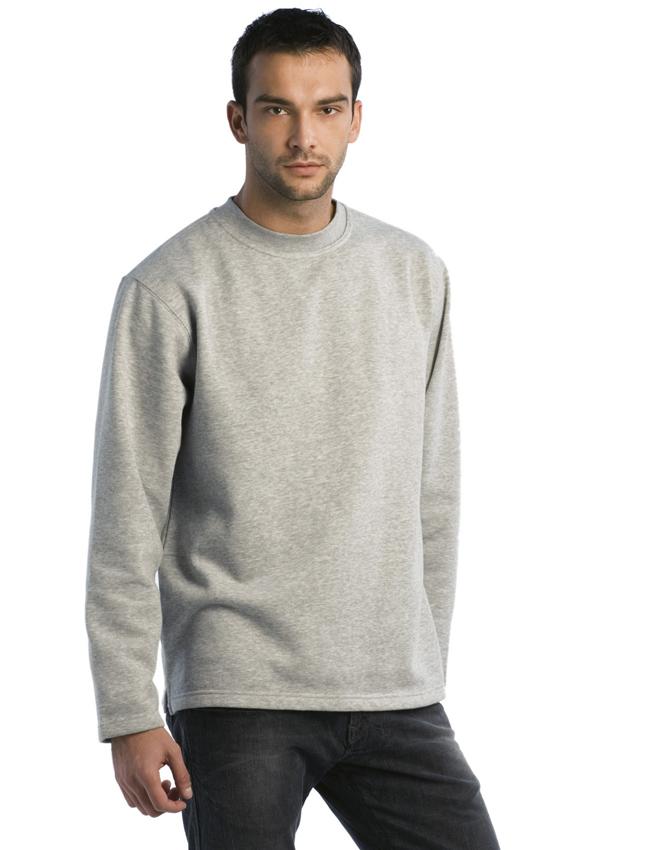 BC Open Hem sweater sfeerfoto