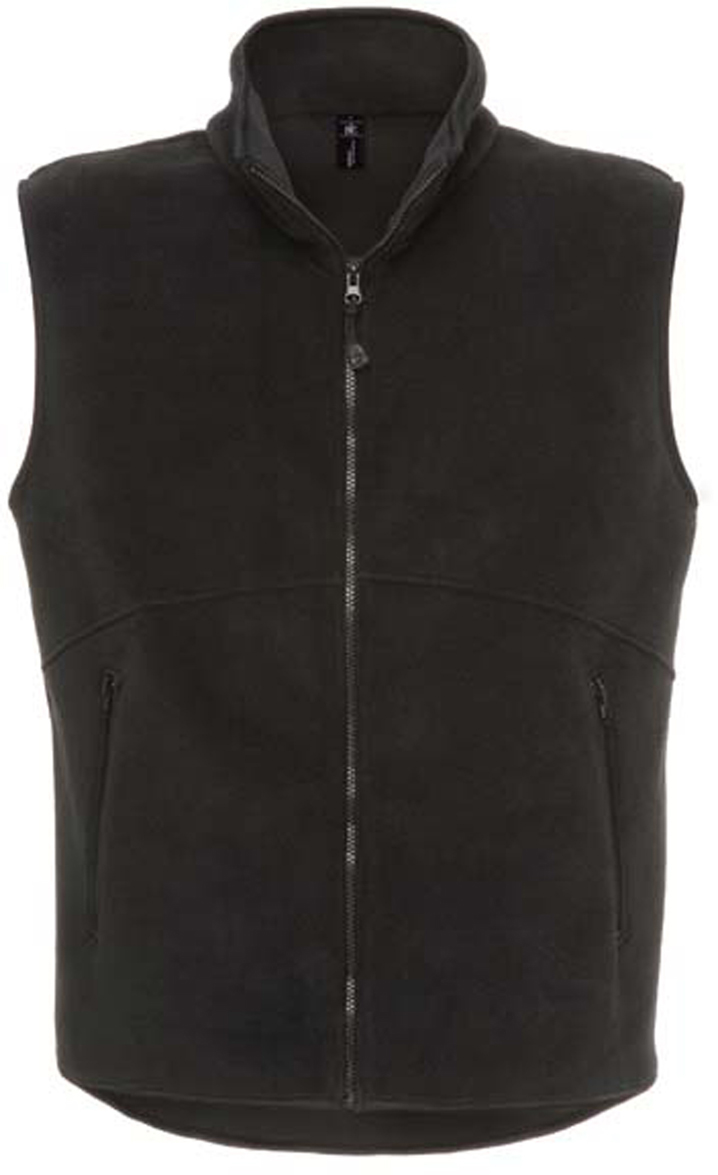 Traveler Bodywarmer Black