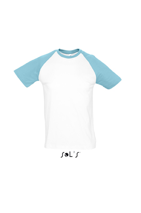 Sols Funky White - Atoll Blue