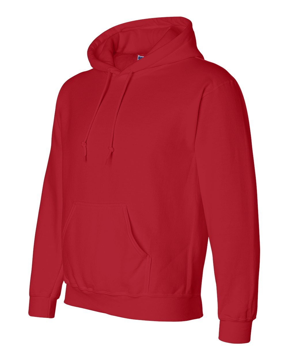 Gildan Ultra Blend Hooded sweater GIL12500 Red