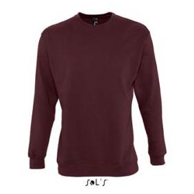 Sols Supreme Unisex Sweater burgundy