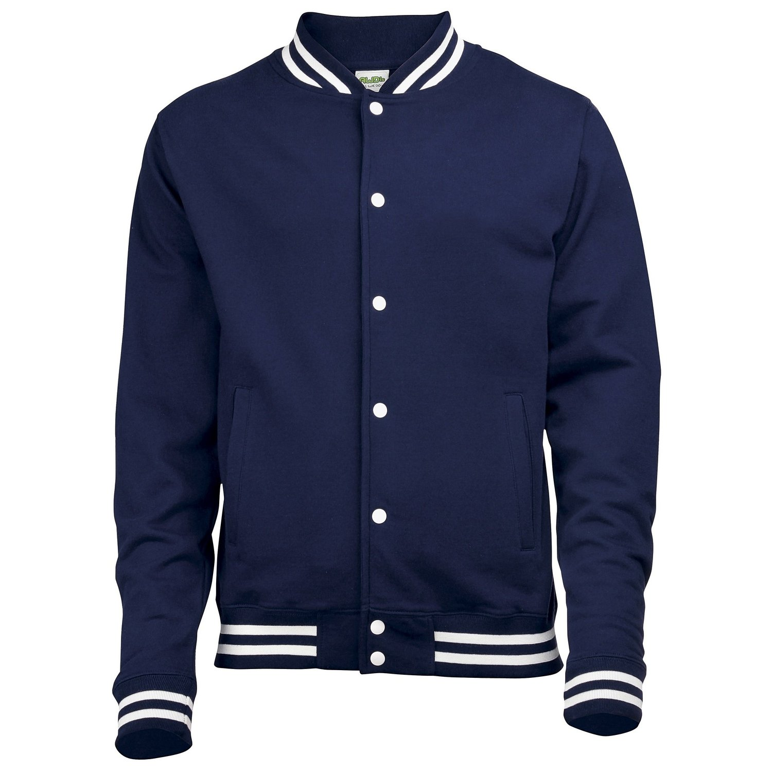 AWDis College Jacket oxford navy