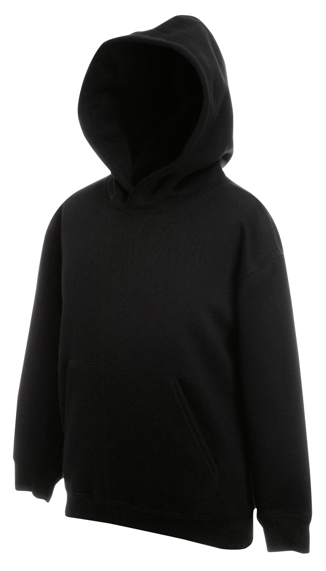 FotL Hooded Sweater Kind Black