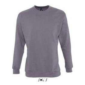 Sols Supreme Unisex Sweater flannel grey