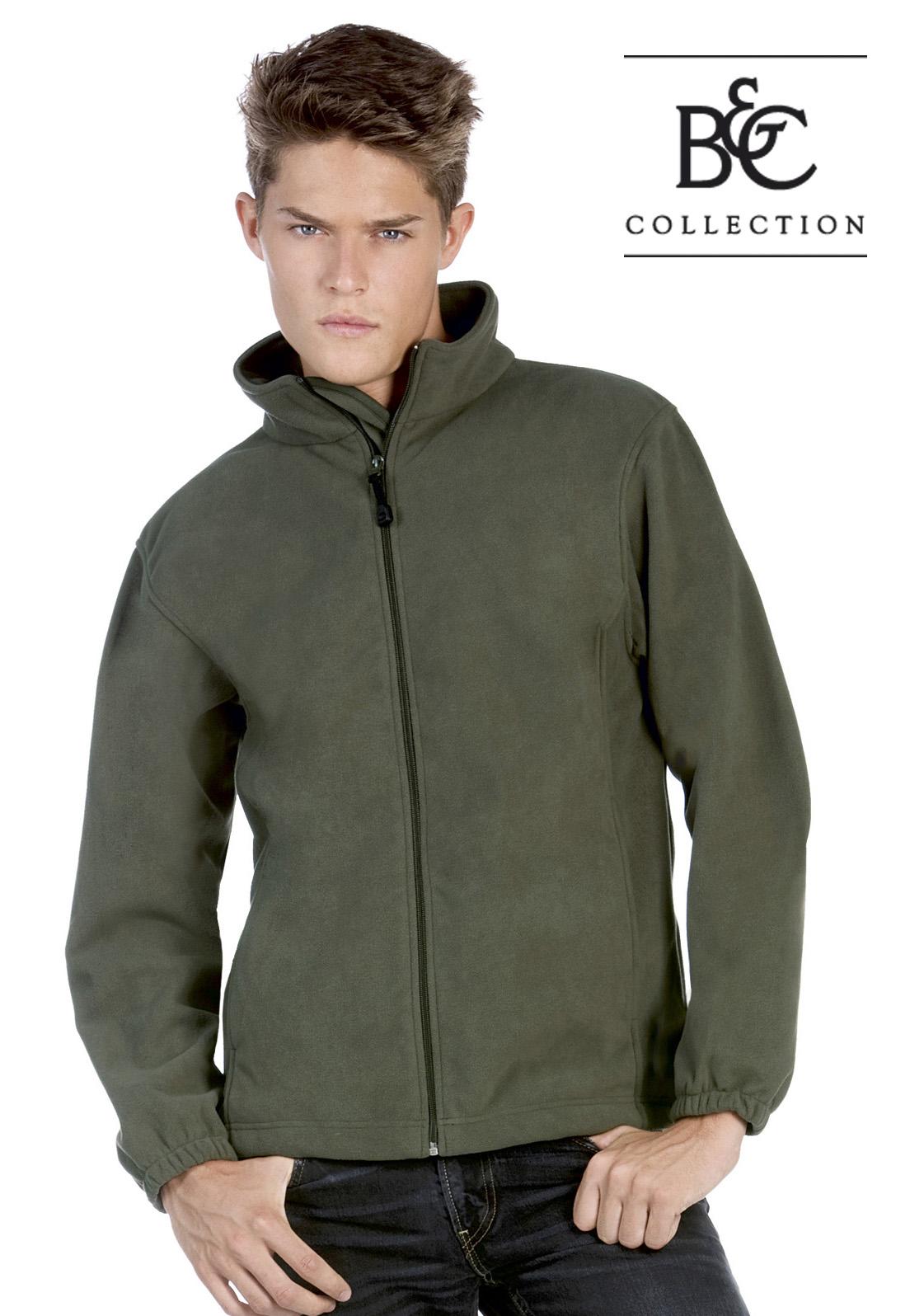 Windprotect fleece jacket