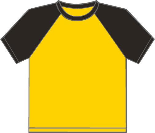 K330 Yellow - Black