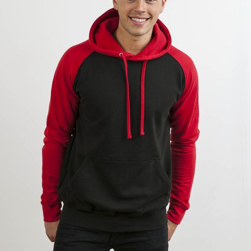AWDis Hoods Baseball hoodie productfoto
