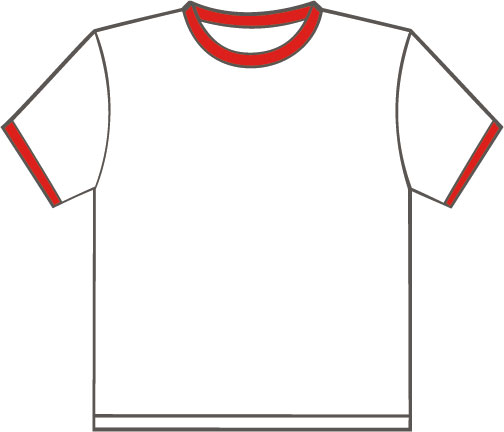 SC61168 White - Red
