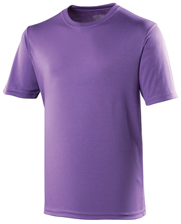 AWDis Just Cool Sportshirt JC001 Purple
