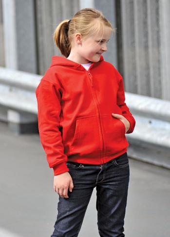 AWDis Kids Zoodie hoodie