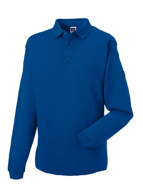 Russell Workwear Polo sweater RU012M Royal Blue