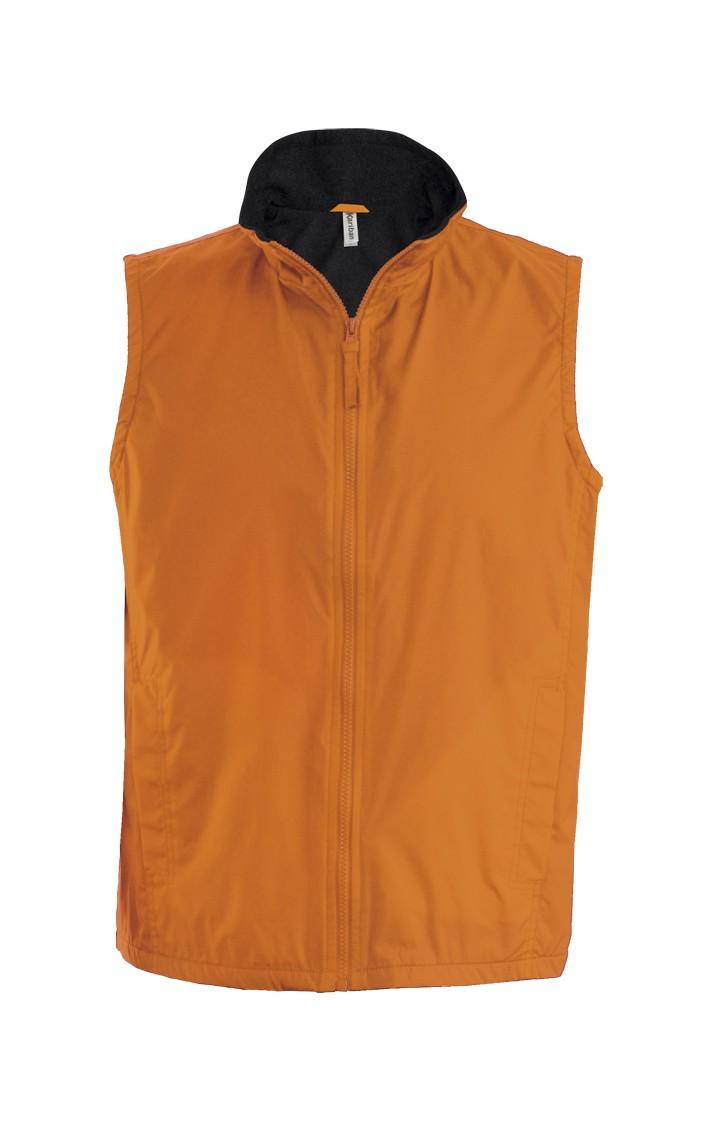 K679 Orange - Black