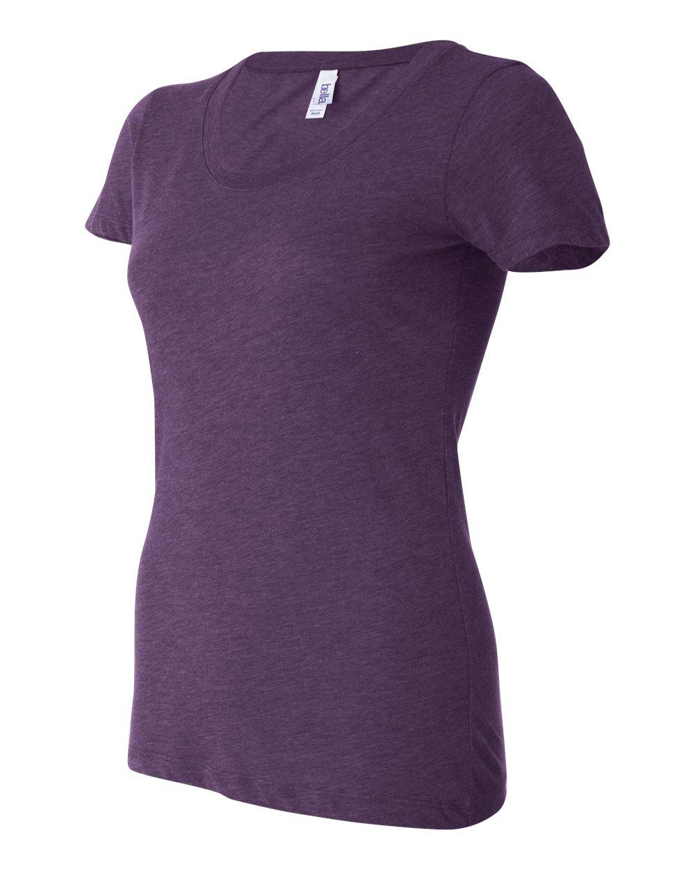 Bella 8413 Purple Triblend