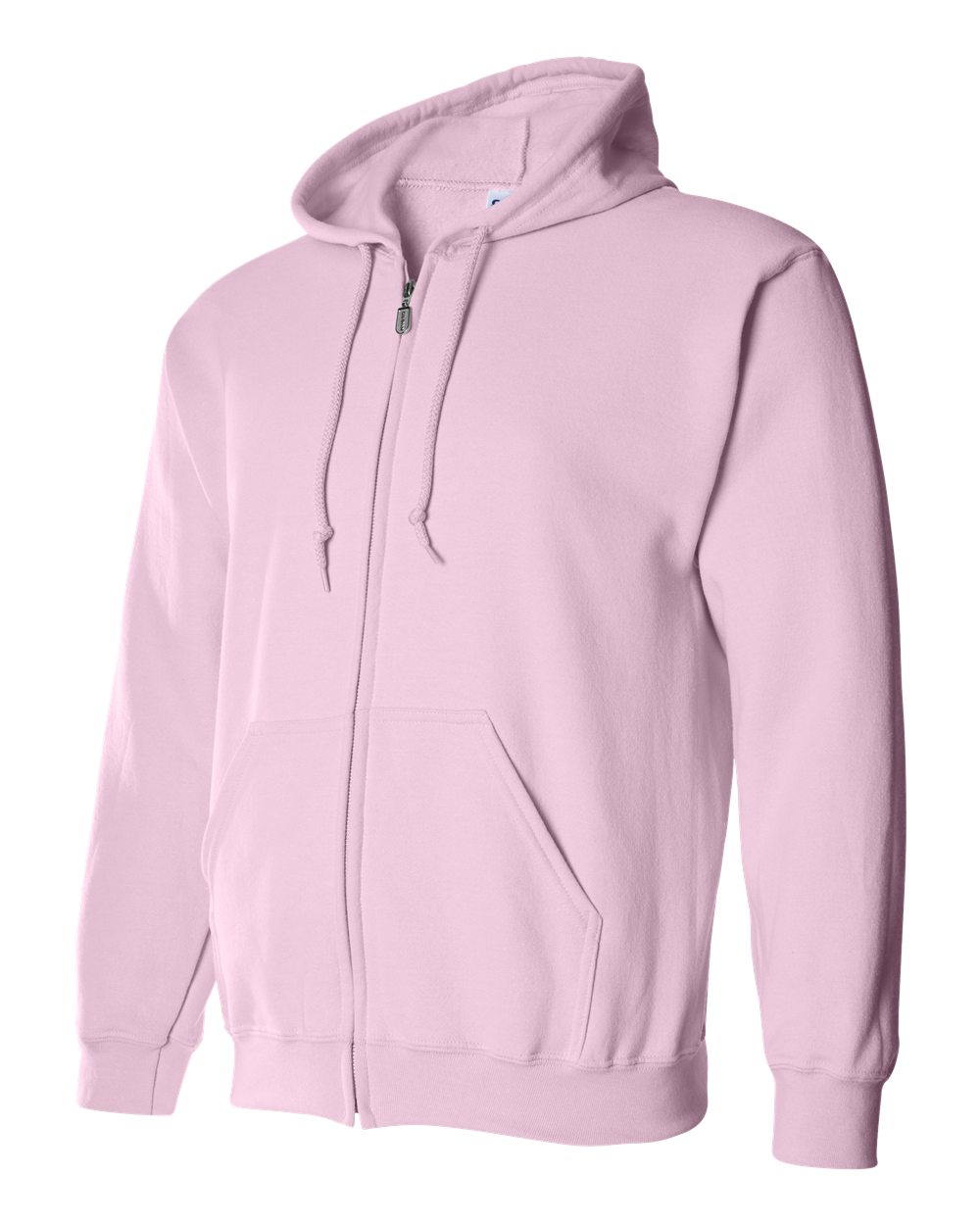 Gildan Heavy Blend Full Zip Hoodie GIL18600 Light Pink