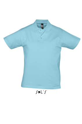 Sols Prescott Men Atoll Blue
