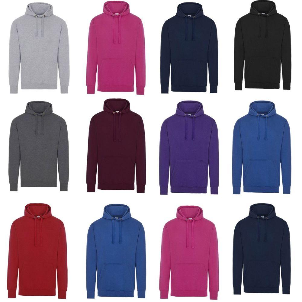 AWDis Hoods SupaSoft hoodie alle kleuren