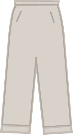 SP110 Dames Broek Light Beige