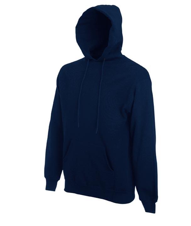 Fruit of the Loom hoodie sweater SC244C deep Navy