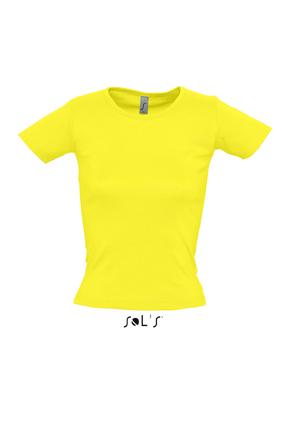 Sols Lady Rond Lemon