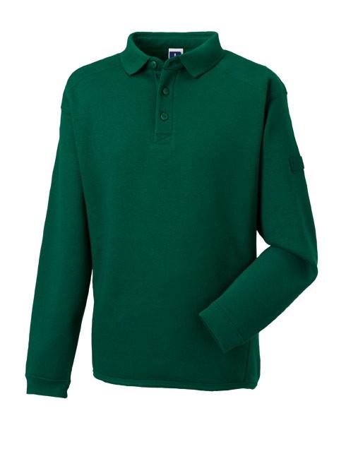 Russell Workwear Polo sweater RU012M Bottle Green