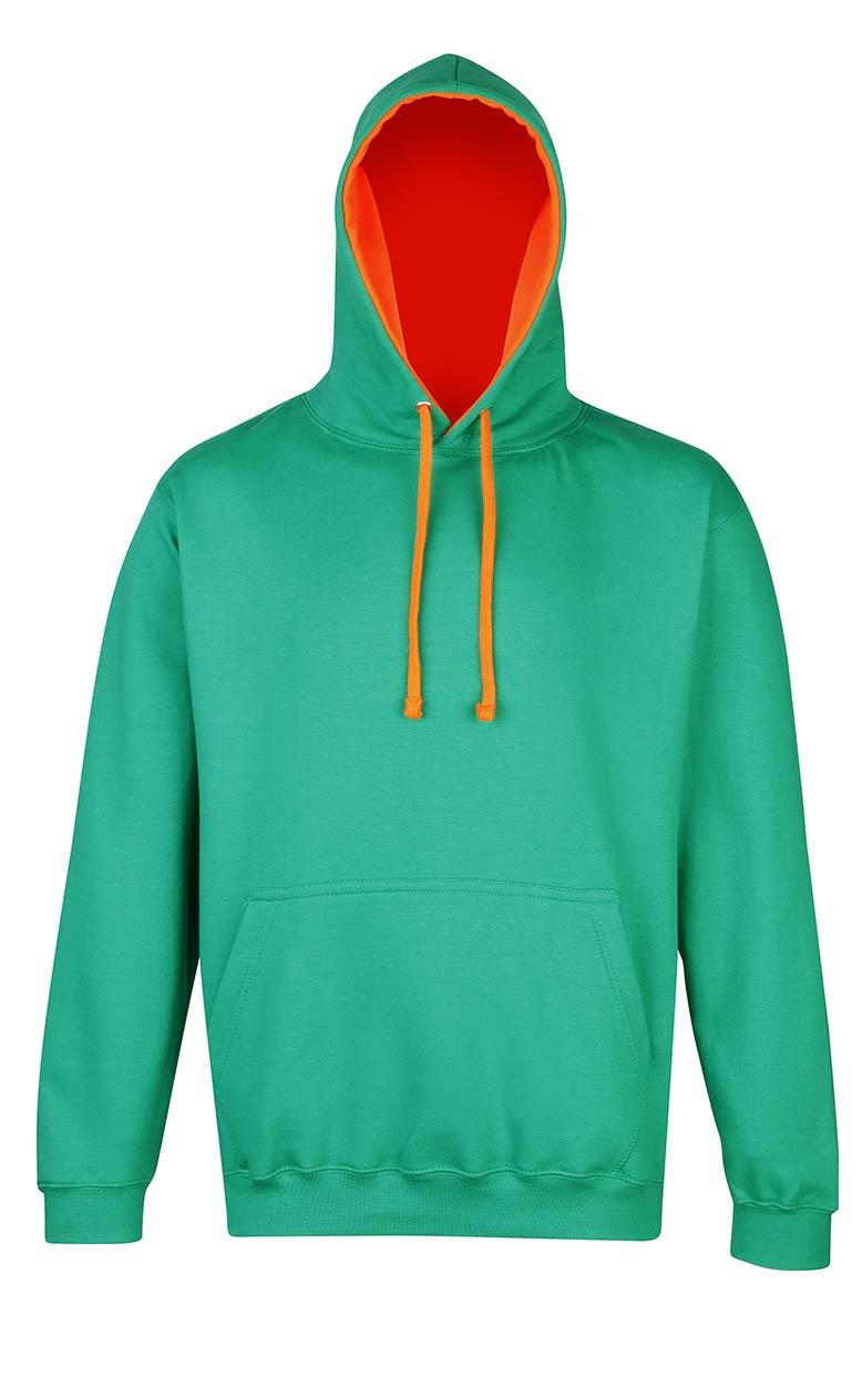 AWDis Hoods Superbright hoodie productfoto