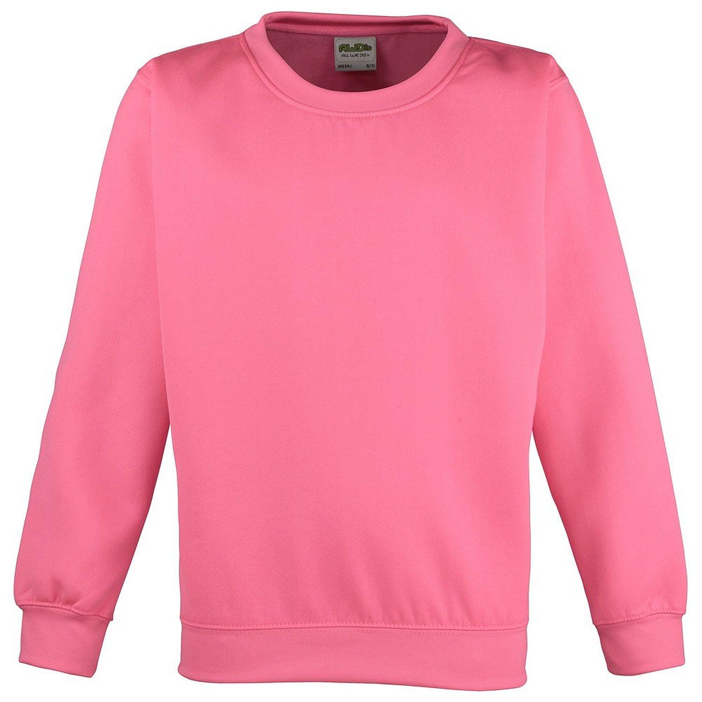 AWDis Electric Sweater pink