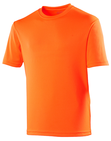 AWDis Just Cool Sportshirt JC001 Fluor Orange