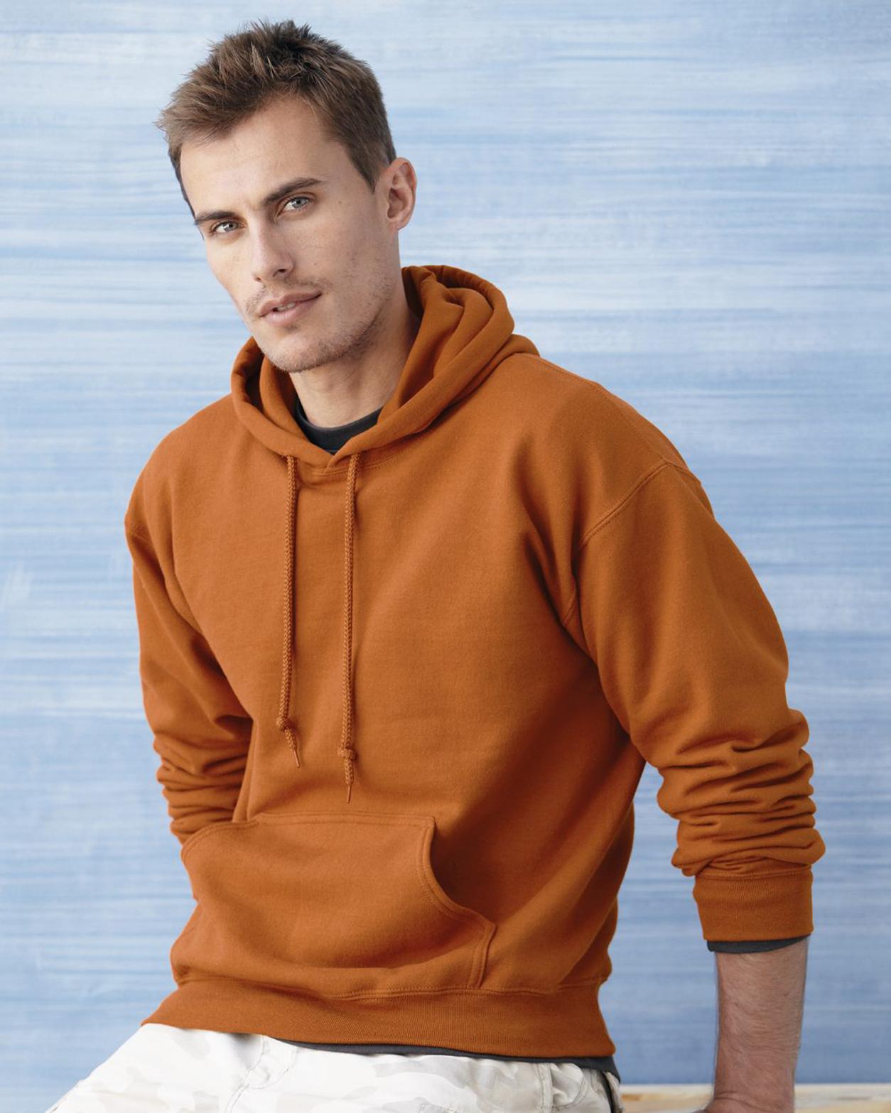 Gildan Ultra Blend Hooded sweater met Capuchon